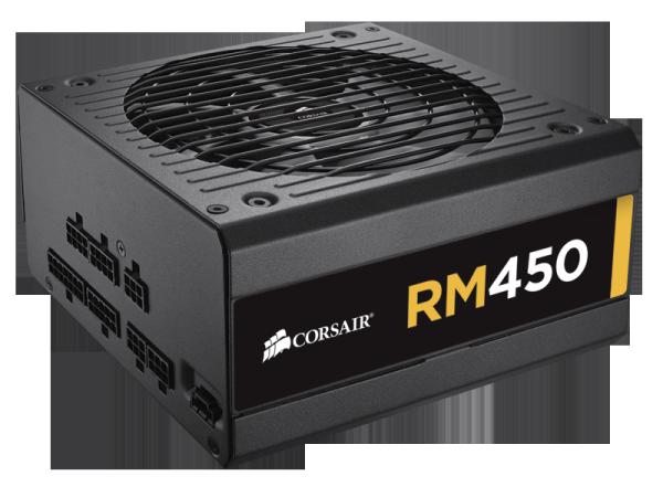 Corsair Announces Ultra-Quiet RM Series Power Supplies
