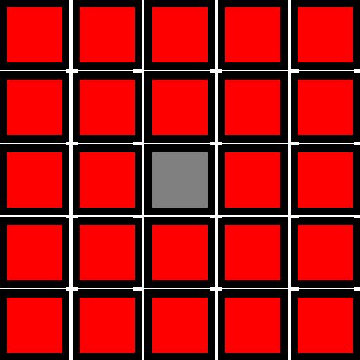 Exhaustive Pattern