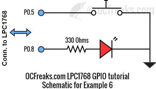 LPC1768 GPIO Programming Tutorial