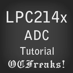 LPC2148 ADC Programming Tutorial