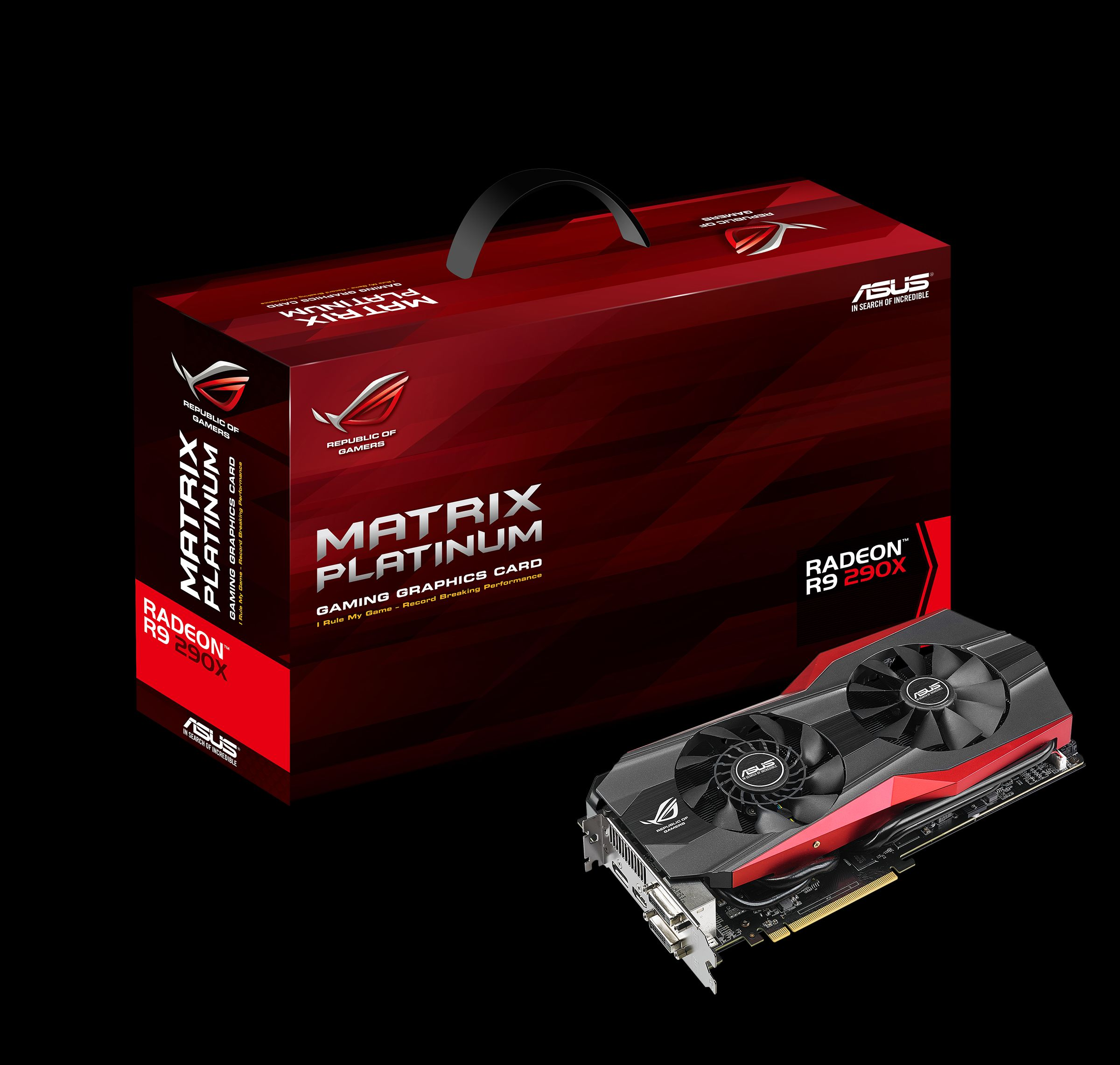 ASUS India announces Matrix R9 290X and GTX 780 Ti Graphics Cards.
