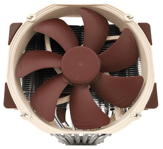 Noctua unveils the successor to the NH-D14, the NH-D15
