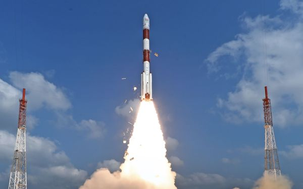ISRO creates history by launching 104 satellites in one go!