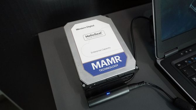 Western Digital unveils new Innovation in MAMR Technology, 40 TB HDDs by 2025
