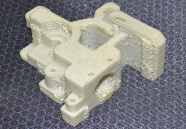 Bad 3D Printed Parts