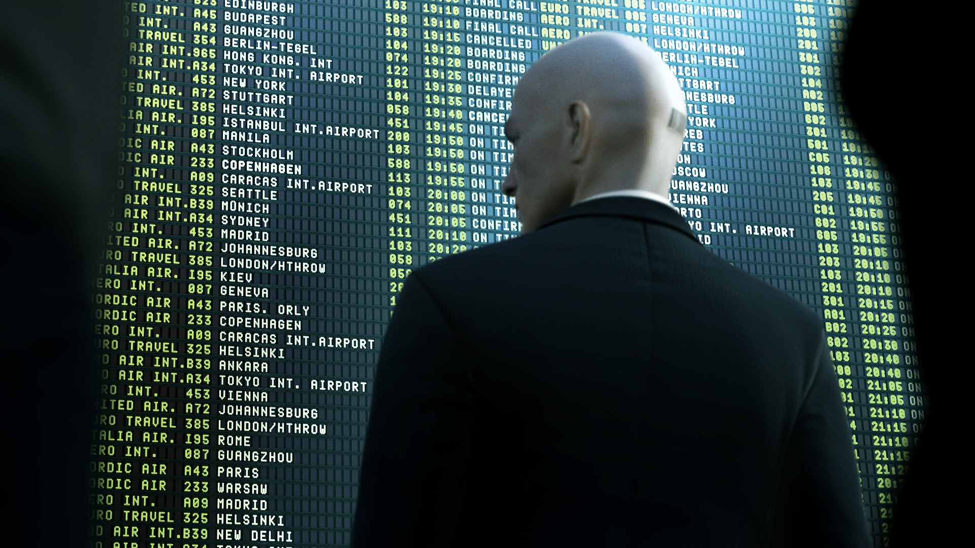 Next hitman game info released by the devolopers