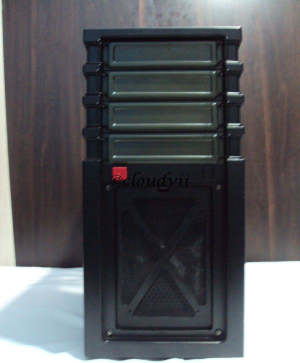 Antec GX 700 Mid-Tower Chassis Review