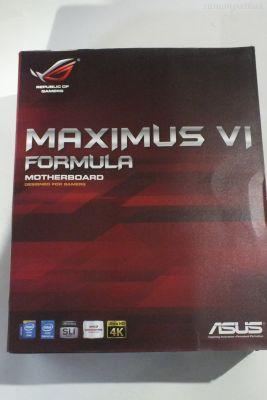 Maximus VI Formula Unboxing