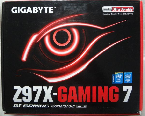 GIGABYTE GA-Z97X-Gaming 7 Review
