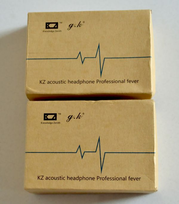 KZ ED special edition & ES earphones review