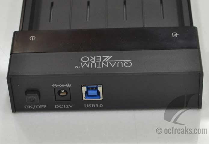 QZ-HD01 Front IO