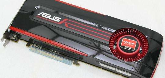 Asus 7970 Graphics Card Unboxing