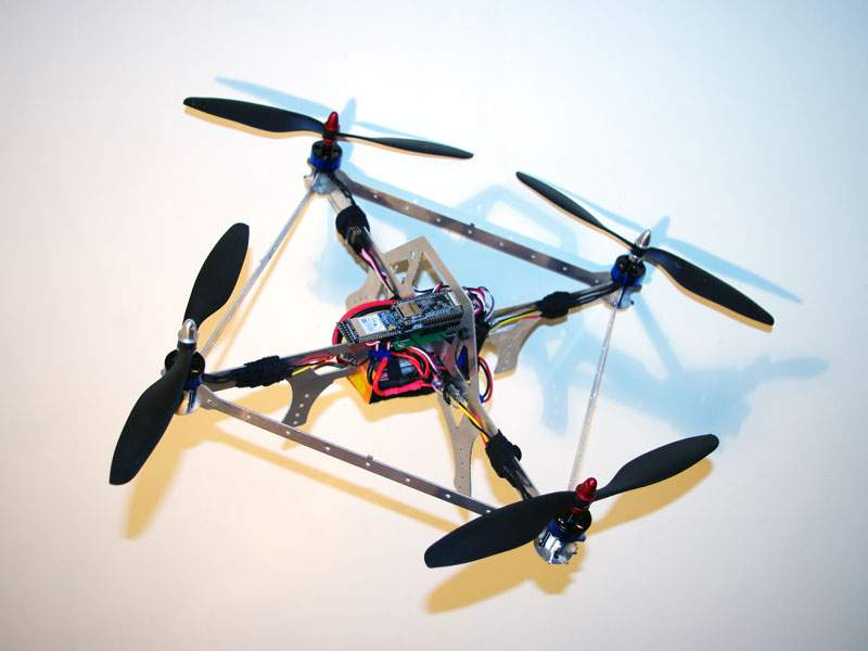 DIY Quadcopter Project : Interval 1