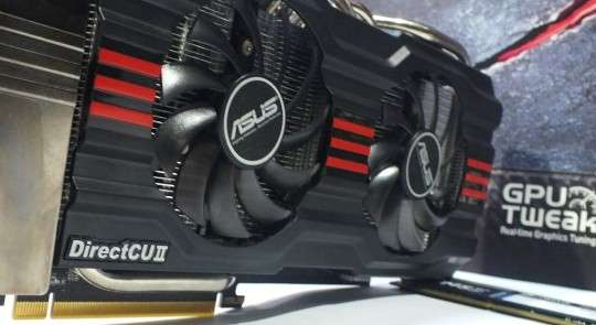 Asus GTX 660Ti Direct CU II TOP review