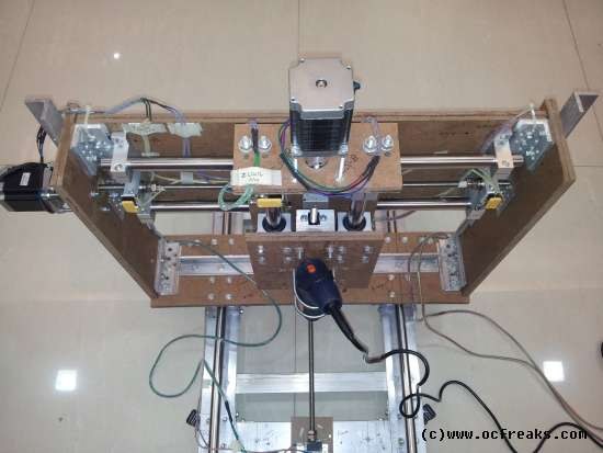 DIY CNC Router / Mill