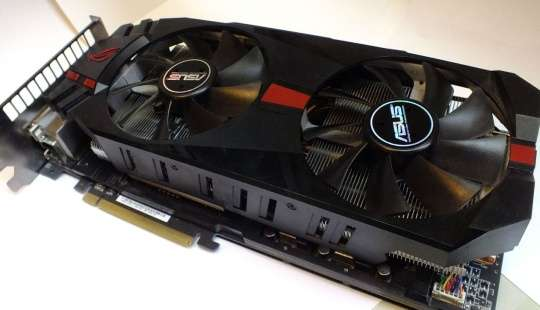 ASUS HD 7970 Matrix Platinum 3 GB review