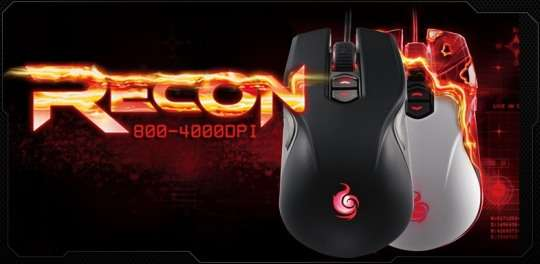 CM Storm RECON Gaming Mouse Review
