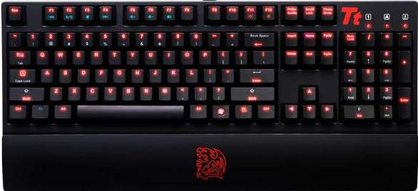 Thermaltake Tt eSPORTS MEKA G1 Illuminated Mechanical Keyboard Review
