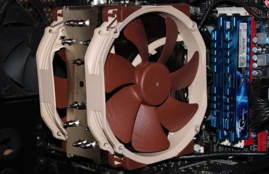 Noctua NH-U12S & NH-U14S CPU Cooler Review for AMD