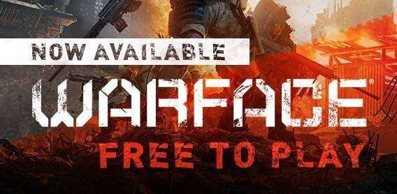 Crytek's Free to play FPS : WARFACE available on steam now